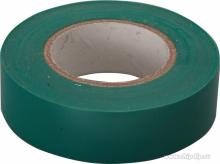 Изолента 15х10 зеленая СИБРТЕХ    9703