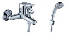 Смеситель д/ванны с коротким излив. D40-31  Rossinka  9742