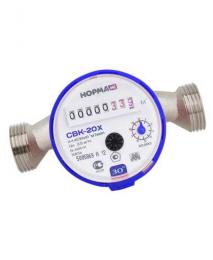 Счетчик воды СВКМ -40 Г с комплектом присоедин.  9430