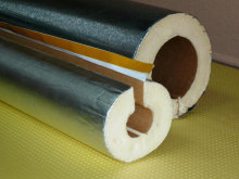 Теплоизоляция 18/10 мм п.этил. 4588