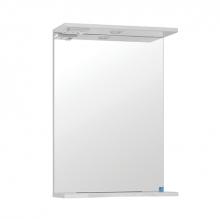 Шкаф навесной Лотос 550, зеркало (б г)  9203