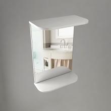 Шкаф навесной Лотос 550,зеркало R   9207
