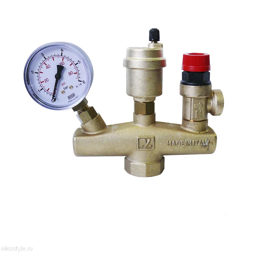 Оборудование для тепло и водоснабжения Malgorani